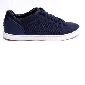 Zara Men's Blue Sneakers